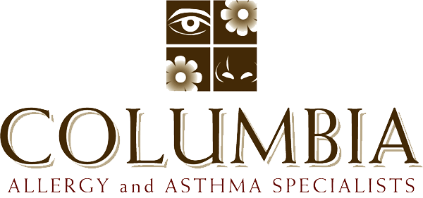 Columbia Allergy, Asthma Specialists Logo